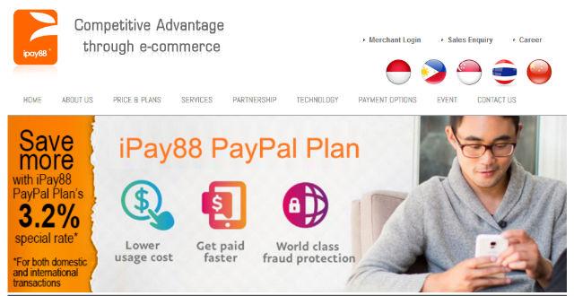 iPay88 PayPal Plan