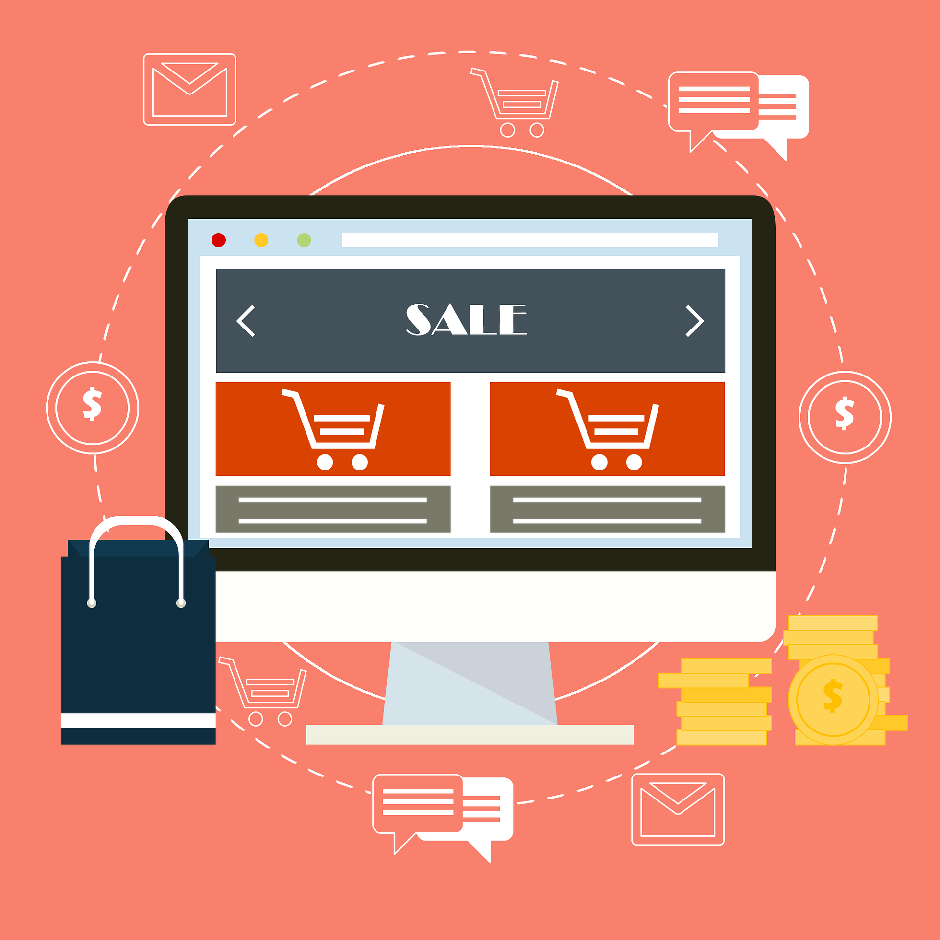 How to Start Up an Online Store Malaysia