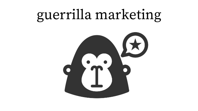 Guerrilla Marketing Instantestore