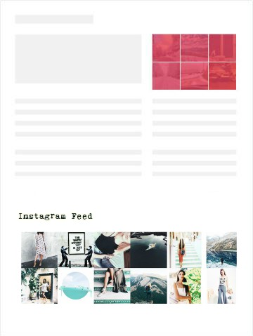 how to integrate Instagram onto your ecommerce website
