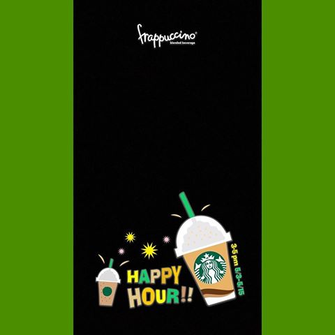 Starbucks snapchat geofilter guerrilla marketing