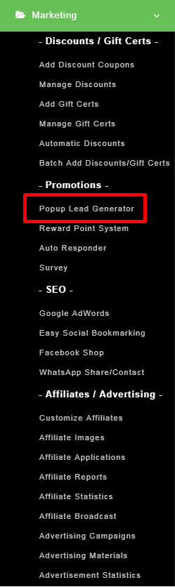 11.11 The BIGGEST E-Commerce 11.11 Shopping Festival Lead Generator